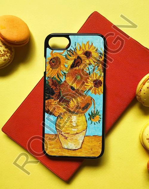 (Van gogh Sun flower)5.گل آفتابگردون ونگوگ